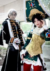 Abel Nightroad from Trinity Blood worn by wisecraxx