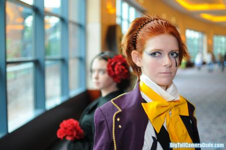 Joker from Black Butler worn by Digit
