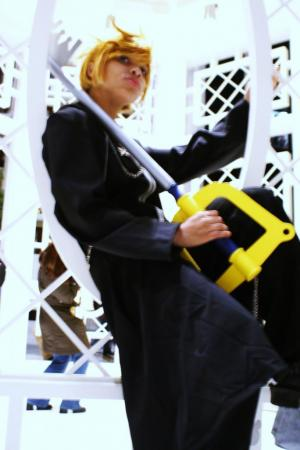 Roxas from Kingdom Hearts 358/2 Days worn by Riyu Mira