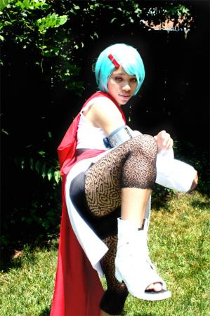 Fuu from Naruto worn by Riyu Mira