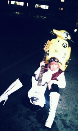 Haruko Haruhara from FLCL worn by Shironotenshi