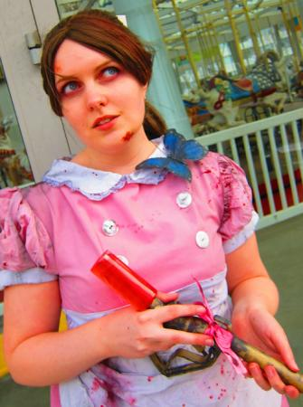 Little Sister from Bioshock 2 worn by Faraday