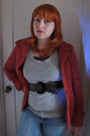 Donna Noble from Doctor Who worn by Faraday
