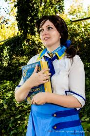 Elizabeth from Bioshock Infinite