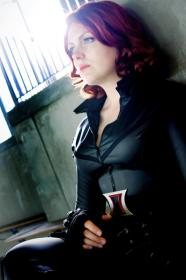 Black Widow - Natalia Romanova from Avengers, The by Faraday