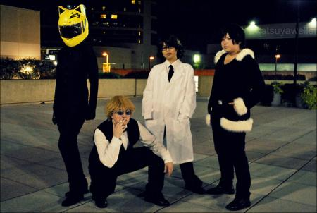 Izaya Orihara from Durarara!! (Worn by Momoju)