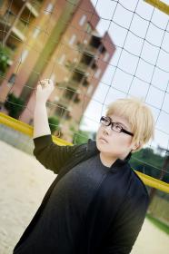 Tsukishima Kei from Haikyuu!! worn by Momoju