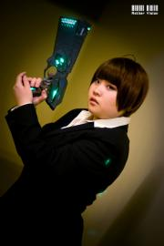 Akane Tsunemori from Psycho-Pass