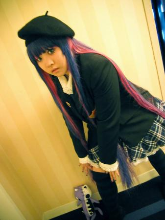 Stocking from Panty and Stocking with Garterbelt worn by Momoju