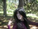 Marceline the Vampire Queen from Adventure Time with Finn and Jake worn by Rachel