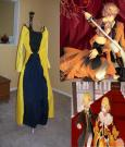 Kagamine Rin from Vocaloid 2 worn by Rachel