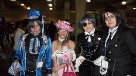 Ciel Phantomhive from Black Butler by Rachel