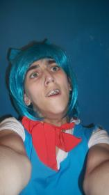 Cirno from Touhou Project worn by Rachel