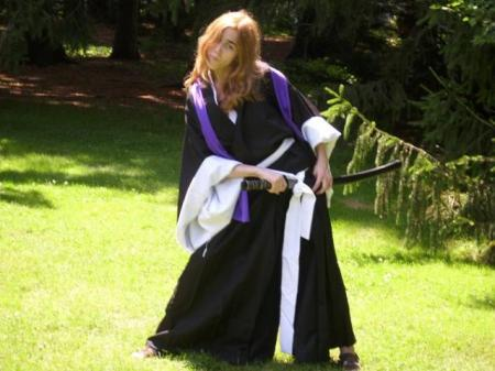 Rangiku Matsumoto from Bleach worn by Rachel