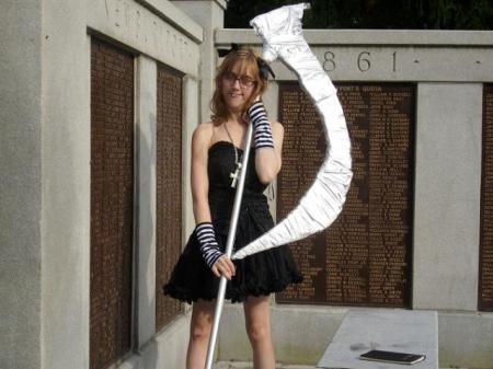 Amane Misa from Death Note worn by Rachel