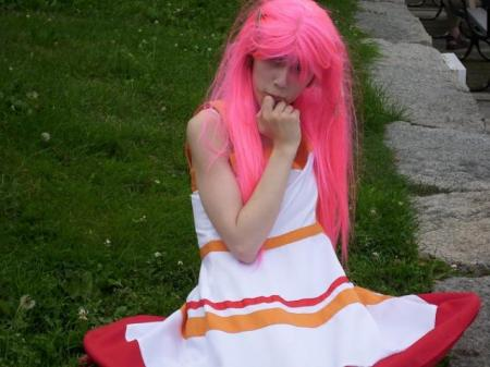 Anemone from Eureka seveN worn by Rachel