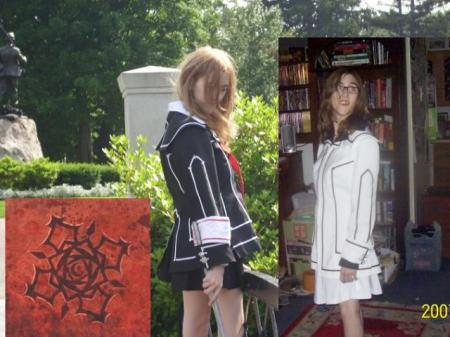 Yūki Cross from Vampire Knight worn by Rachel