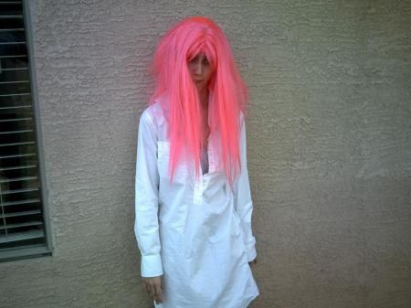 Nyuu/Lucy from Elfen Lied worn by Rachel