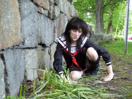 Enma Ai from Jigoku Shoujo worn by Rachel