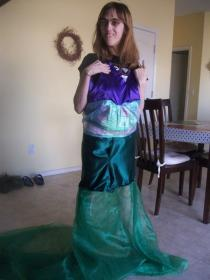 Ariel from Little Mermaid worn by Rachel