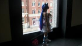 Stocking from Panty and Stocking with Garterbelt worn by Rachel