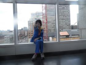Spike Spiegel from Cowboy Bebop by Rachel
