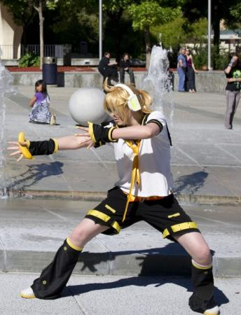 Kagamine Len from Vocaloid 2 worn by Balni