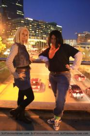 Android #17 from Dragonball Z worn by TangledinBlue