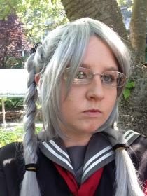 Peko Pekoyama from Super Dangan Ronpa 2 worn by TangledinBlue
