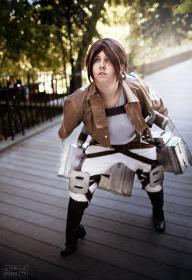 Ymir from Attack on Titan worn by TangledinBlue