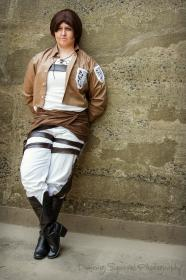Eren Jaeger from Attack on Titan worn by TangledinBlue