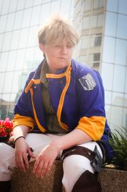 Jean Kirschtein from Attack on Titan worn by TangledinBlue