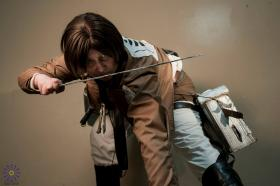Eren Jaeger from Attack on Titan  by TangledinBlue