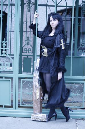 Nico Robin from One Piece worn by TangledinBlue