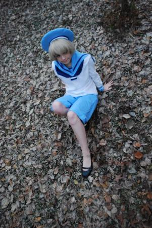 Sealand from Axis Powers Hetalia worn by Bearer_Of_Darkness