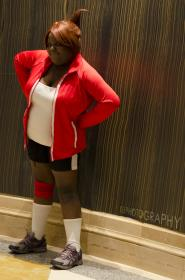Aoi Asahina from Dangan Ronpa worn by Midnight Pursona