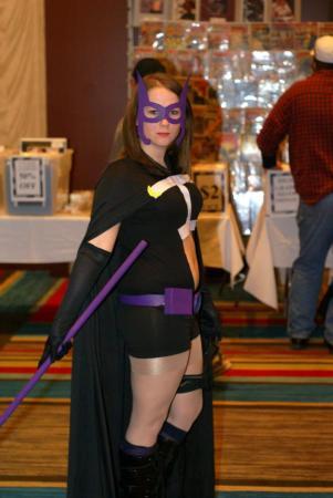 Huntress from Batman