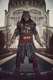 Ezio Auditore da Firenze  from Assassin's Creed Revelations