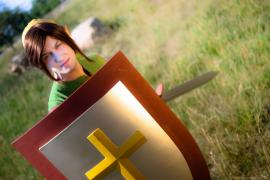 Link  from Legend of Zelda II: Adventure of Link