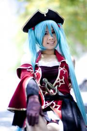 Hatsune Miku from Hatsune Miku -Project DIVA worn by midsummer