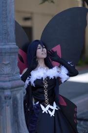 Kuroyukihime from Accel World worn by midsummer