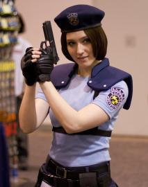 Jill Valentine from Resident Evil