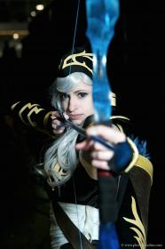Ashe from League of Legends