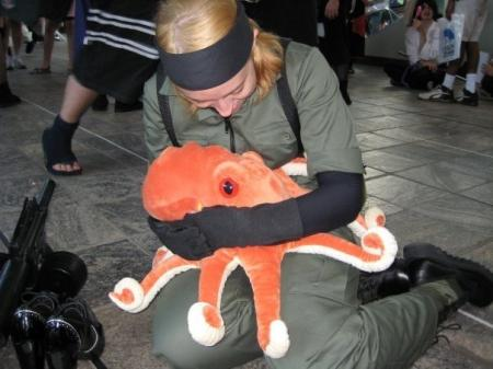 The Boss from Metal Gear Solid 3: Snake Eater worn by LittleWashu