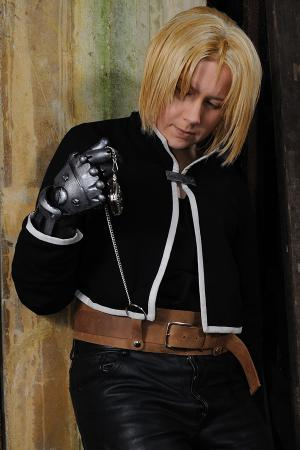 Edward Elric from FullMetal Alchemist: Brotherhood worn by Iloon