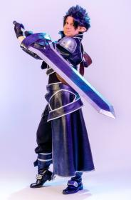 Kirito from Sword Art Online worn by Iloon