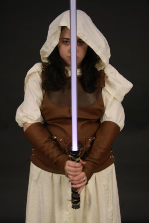 Girl Revan from Star Wars: Knights of the Old Republic I