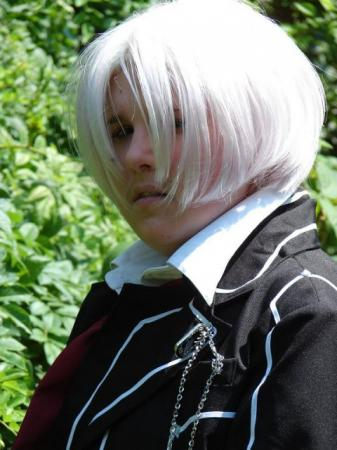 Zero Kiryu from Vampire Knight