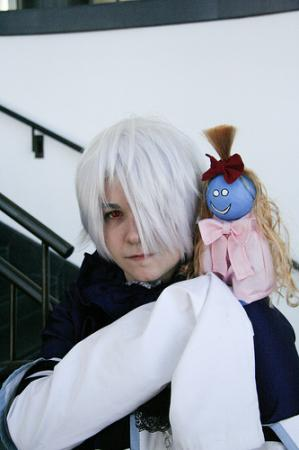 Xerxes Break from Pandora Hearts worn by Riveth