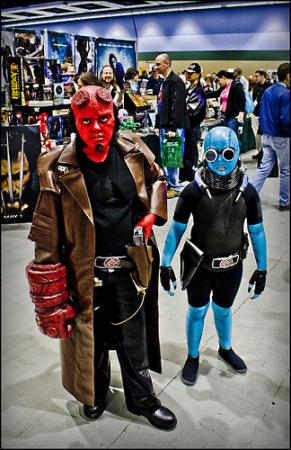 Hellboy from Hellboy